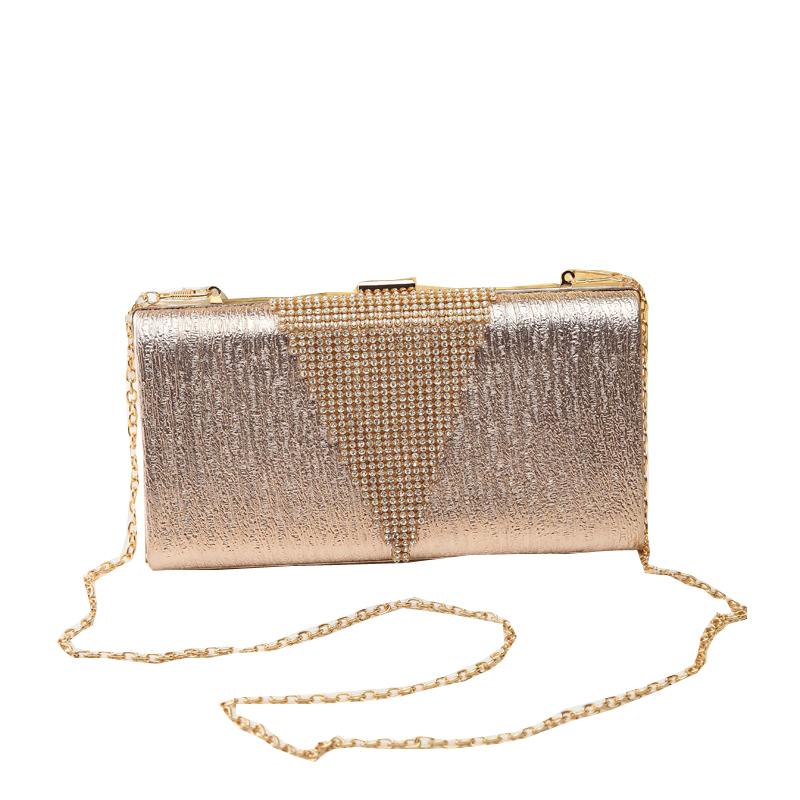 New Arrival Diamond Women Evening Bag for Party Fashion Vintage Lady Messange Shoulder Chains Bag High Quality PU Leather Bags 2017 new arrival women envelope shoulder bag high quality pu leather messenger bags fashion style women bag yellow st9340