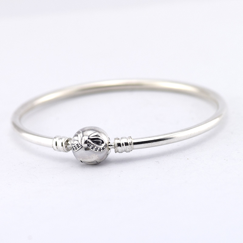 for bracelet bling sterling bead charm watches jewelry snake barrel product silver chain bangles clasp bangle