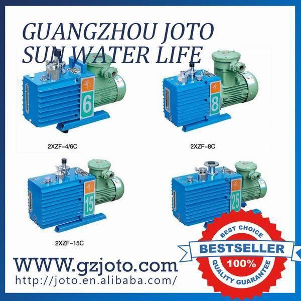 Stainless Steel High Speed Direct Drive Rotary Vane 2XZ-6 vacuum pump