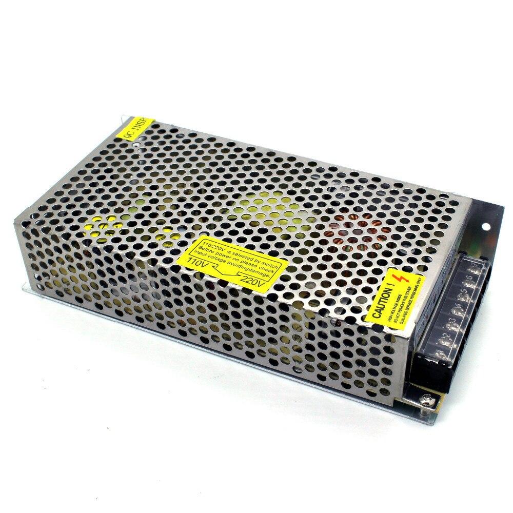 Clearance!! 1pcs 90V-130V 170V-260V 12V 21A  250W Switch Switching Power Supply Transformer For LED Strip Light 260 1 12 50271