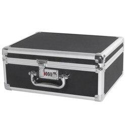 Алюминиевый Чехол для инструментов, чехол для костюма, коробка для файлов, ударопрочный защитный чехол, чехол для инструментов, чехол для ин...