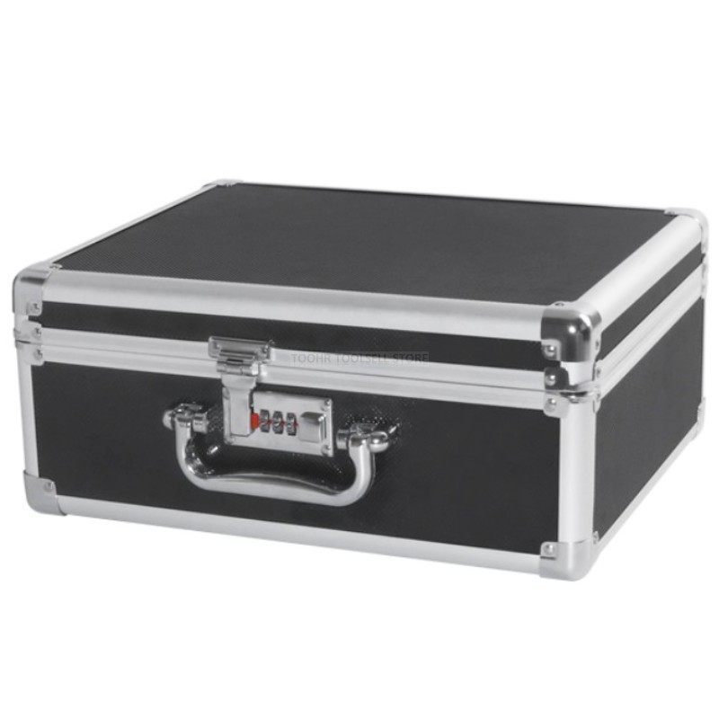 aluminum-tool-case-suitcase-file-box-impact-resistant-safety-case-toolbox-equipment-instrument-case-with-pre-cut-foam