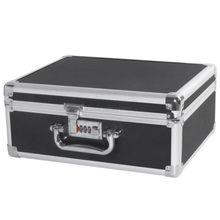 Boîte de rangement résistante aux chocs, boîte à outils, équipement, boîte à instruments avec mousse prédécoupée