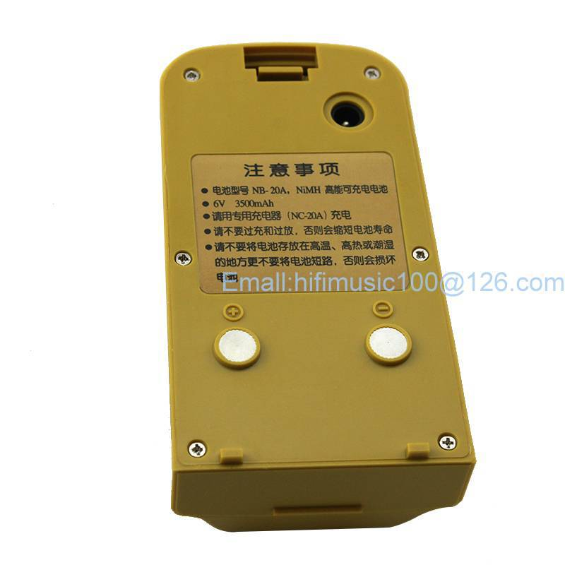 Details about BRAND NEW SOUTH SURVEY TOTAL STATION BATTERY NB-20A SOUTH NB20A