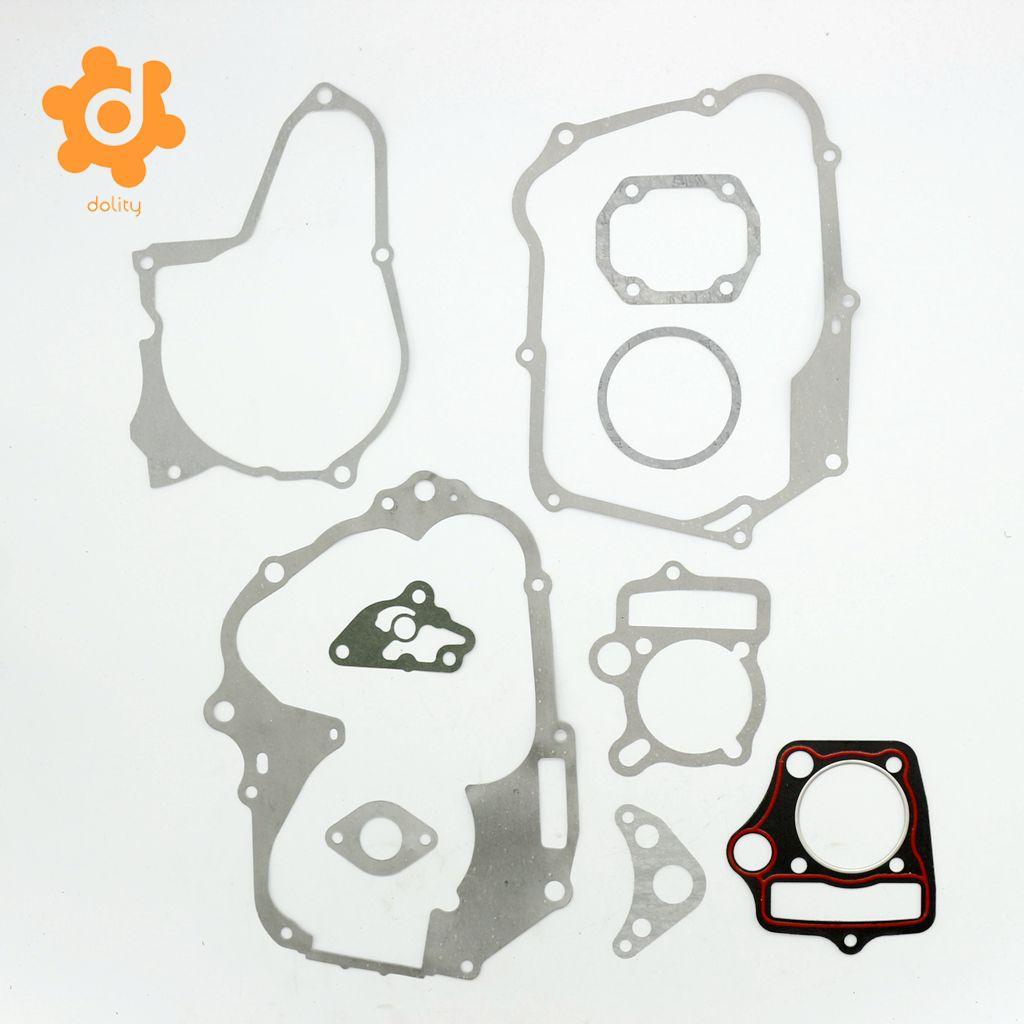 Engine Cylinder Head Gasket Set for 50 70 90 110cc 125cc Dirt Bike Go Kart ATV