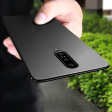 Keajor Soft Case for Oneplus 7 Pro case Ultra Thin Matte Silicon TPU Bumper Cover On For 6 6T 5 phone
