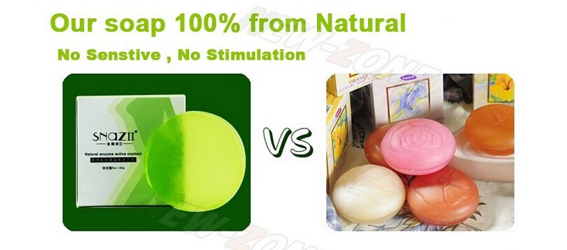 Healthy Skin Care Treament Chicken Skin Repair Remove Dead Skin Goose Bumps Pimples Foliculitis Whole Body Whitening Soap 40g 5