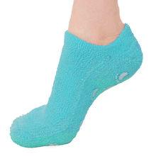 Brand New Soften Spa Gel Socks for feet care Exfoliating socks for pedicure Dry Heel Cracked Skin Moisturising insoles 1 Pair