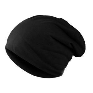 Image 3 - Зимние теплые шапки для женщин 2020, повседневный стиль, вязаный берет, мужские шапки, одноцветные, в стиле хип хоп, Skullies, унисекс, женские шапки