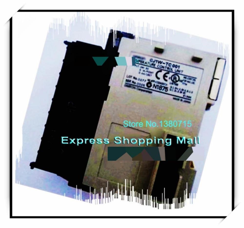 New Original CJ1W-TC001 PLC 4 Loops NPN output park master 4 cj 091