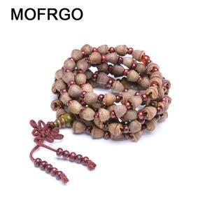 Bodhi Bracelet Necklace Mala Buddhist Rosary Tibetan Nepal Natural Women for 108 Fragrance