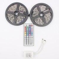 10 m SMD5050 Double couche PCB 600led RGB LED Bande avec le contrôleur Flexible LED Bande Bleu/Vert/Rouge/blanc/chaud avec livraison gratuite