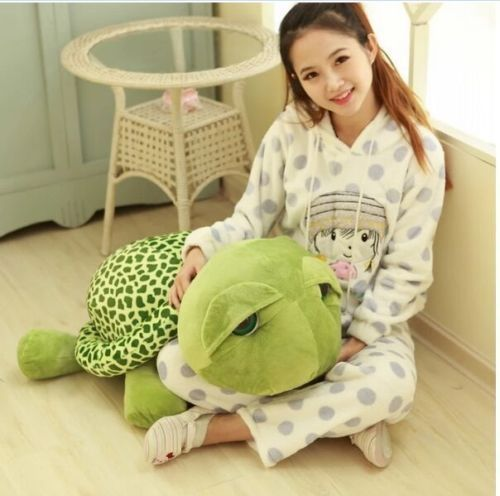 big plush big eyes turtle doll lovely stuffed green turtle toy gift doll about 80cm 0201 2017 new arriving 40cm big eyes turtle plush toy turtle doll turtle kids as birthday christmas gift free shipping