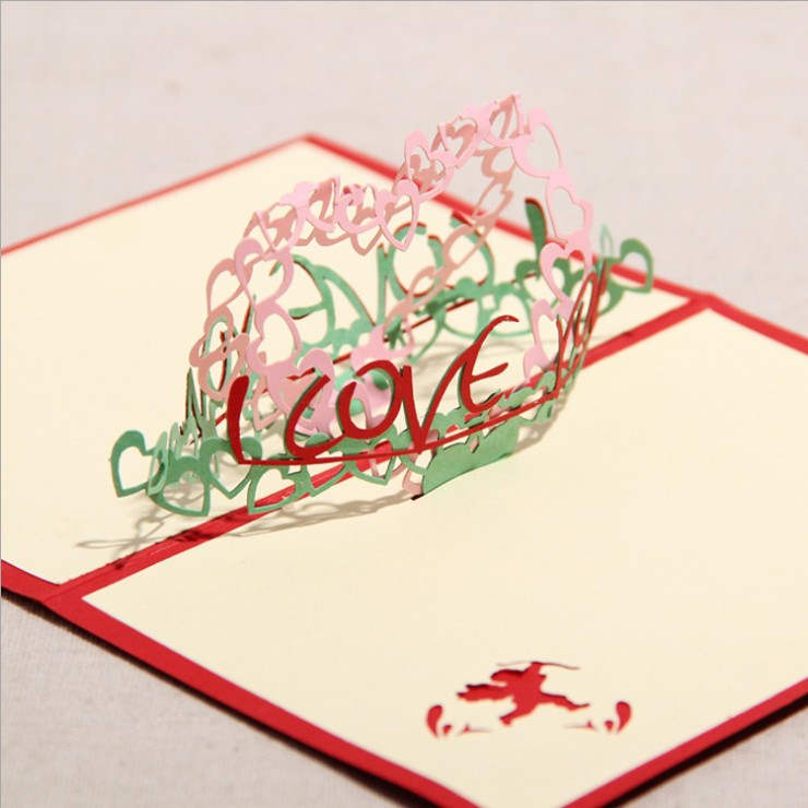 Birthday Card Romantic