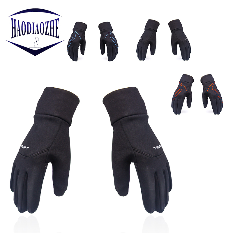 Fishing Gloves Full Finger Breathable Waterproof Warm Pesca Fitness Carp Accessories Outdoor Winter