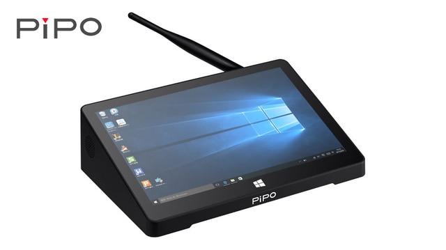Pipo X8PRO X8 Pro Mini MÁY TÍNH Hỗ Trợ cho Windows 10 Android 5.1 HỆ ĐIỀU HÀNH Kép Thông Minh Smart TV Box Bluetooth 4.0 Wifi 100 M LAN HD Truyền Thông