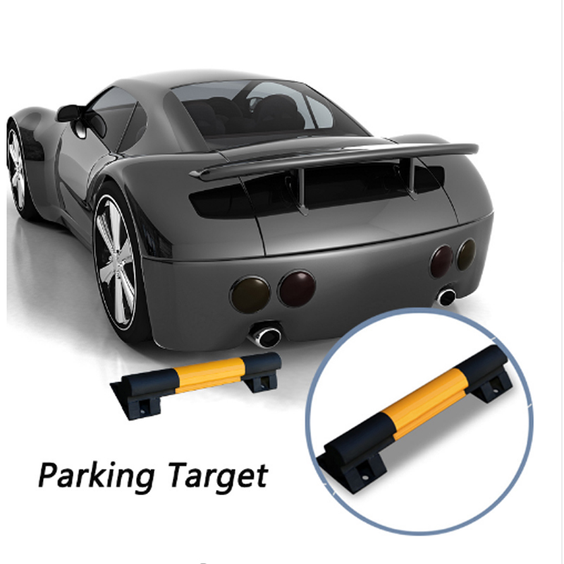 High-strength Steel Parking Block Manual Garage Lock / Parking Space / Anfts Parking Lock  Parking Barrier Parking Blocker