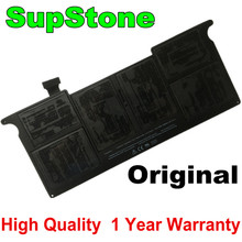 "SupStone Genuine OEM A1406 A1495 Battery For APPLE Macbook Air 11"" inch A1465 Mid 2012 2013 Early 2014 A1370 Mid 2011 MC968LL/A"
