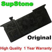 "SupStone orijinal OEM A1406 A1495 apple için batarya Macbook Air 11 ""inç A1465 orta 2012 2013 erken 2014 A1370 orta 2011 MC968LL/A"