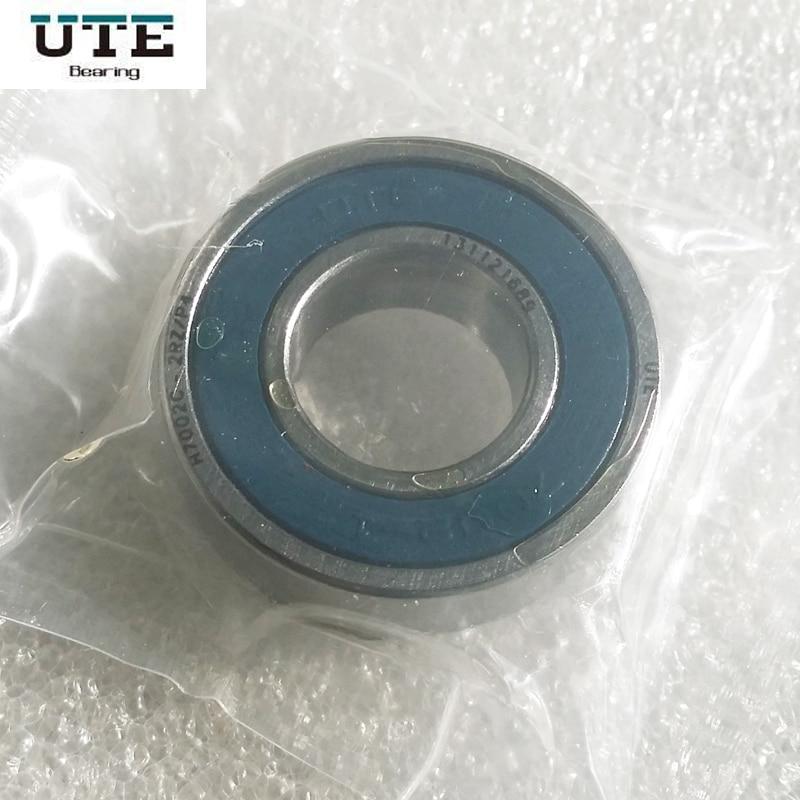 1pcs UTE 708 708C H708 H708C-2RZ/P4 8x22x7 Sealed Angular Contact Bearings Engraving Machine Speed Spindle Bearings CNC ABEC-7 1pcs 71822 71822cd p4 7822 110x140x16 mochu thin walled miniature angular contact bearings speed spindle bearings cnc abec 7