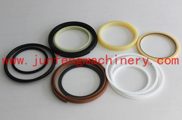 US $180 0 |PC220LC 7L BOOM ARM BUCKET HYDRAULIC CYLINDER CYL CYL' SEAL KIT  FIT FOR KOMATSU EXCAVATOR DIGGER PARTS-in Seals from Automobiles &