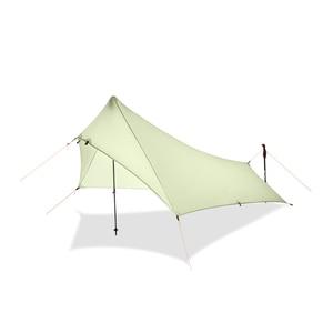 Image 1 - Ultra Light Rain Fly Tent Tarp, Waterproof 20d Silicone Coating Nylon Camping Shelter Canopy Rainfly, Lightweight tarp