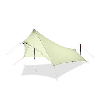 Ultra Light Rain Fly Tent Tarp, Waterproof 20d Silicone Coating Nylon Camping Shelter Canopy Rainfly, Lightweight tarp - DISCOUNT ITEM  30% OFF All Category