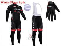 2018 Winter cycling clothing BORA 18 winter thermal cycling jersey long  fleece maillot ropa ciclismo winter e5a1ea8bd