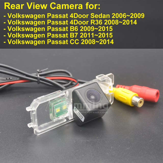 2014 vw cc rear view camera