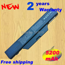 10.8v 5200mAh Battery for HP 550 610 615 COMPAQ 510 511 6720s 6730S 6735s 6820s 6830s,free shipping
