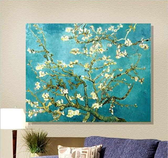 Comprar begonia flor lienzo de pintura de - Pinturas de pared modernas ...