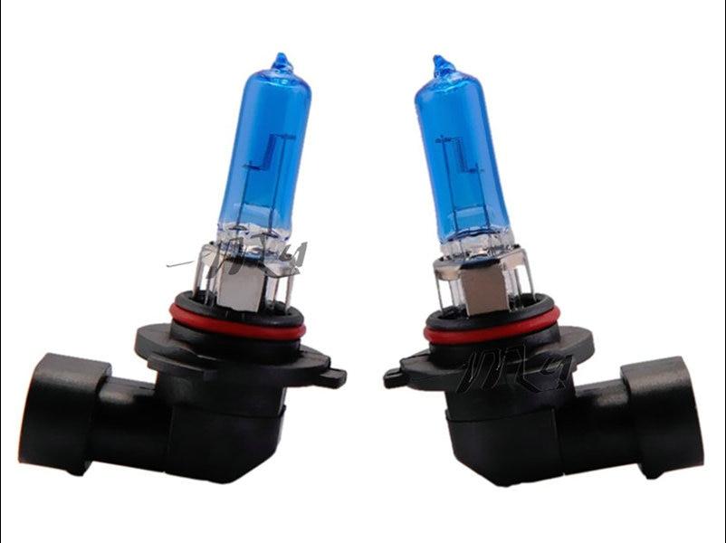 9006 HB4 55W halogén izzók szuperfehér fényszórók ködlámpa - Autó világítás - Fénykép 3