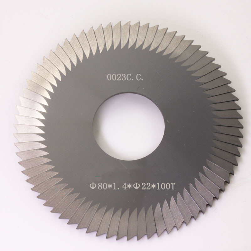 carbide 0023 C C side milling cutter replace WENXING 100G 202A key cutting machines