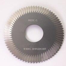 Карбид 0023 C. C. Боковой фрезы заменить WENXING 100G 202A ключевые режущие машины