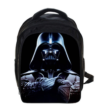 13 Inch Mochila Star Wars Backpack For Boys School Bags Kids Daily Backpacks Children Book Bag Bags Schoolbags