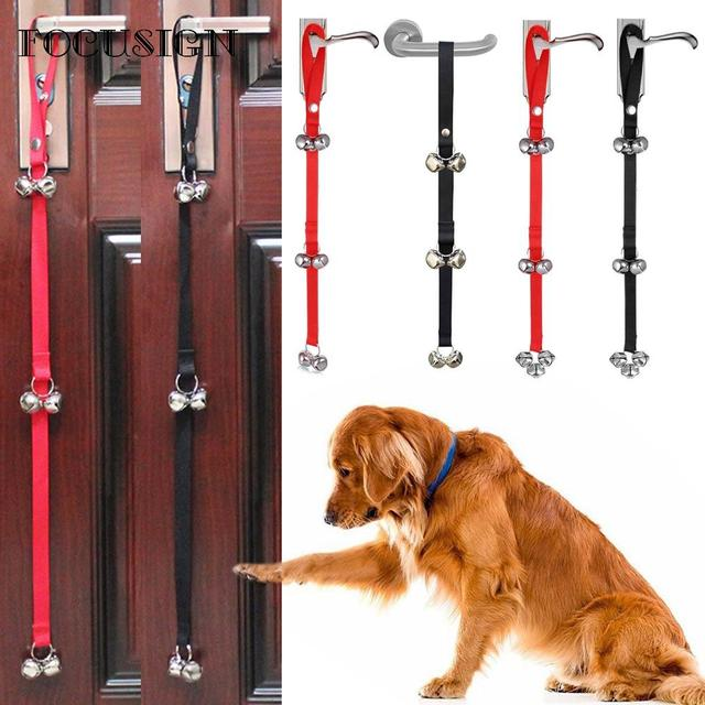 Dog Doorbell Dog Products Puppy House Training Potty Bell Fun Fast