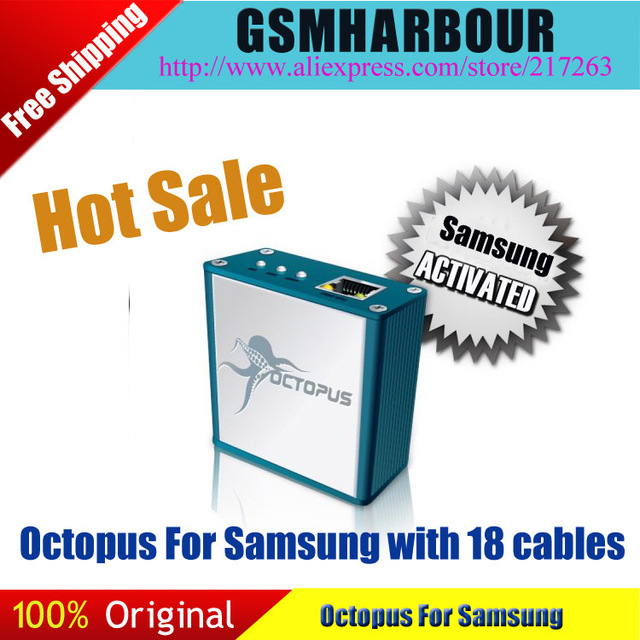 octoplus/octopus box samsung software and crack