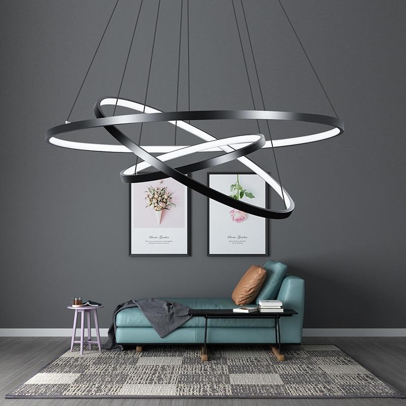 40 см 60 см 80 см сучасні світлодіодні - Внутрішнє освітлення