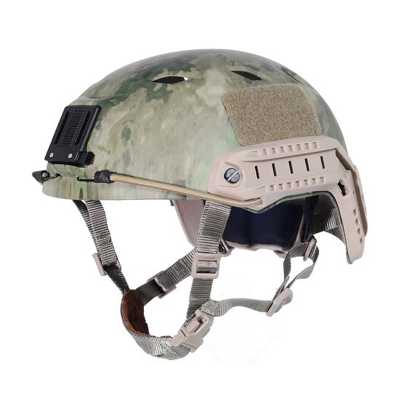Tactical Helmets New Base Jump Sports Helmets Military Type ( AT-FG Colour ) for Hunting & Airsoft Protective Free Shipping