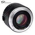 линзы Новый Viltrox C-AF 2X Extender Увеличение Телеконвертер Автофокус Крепление Объектива для Canon EOS EF DSLR Объектив Камеры
