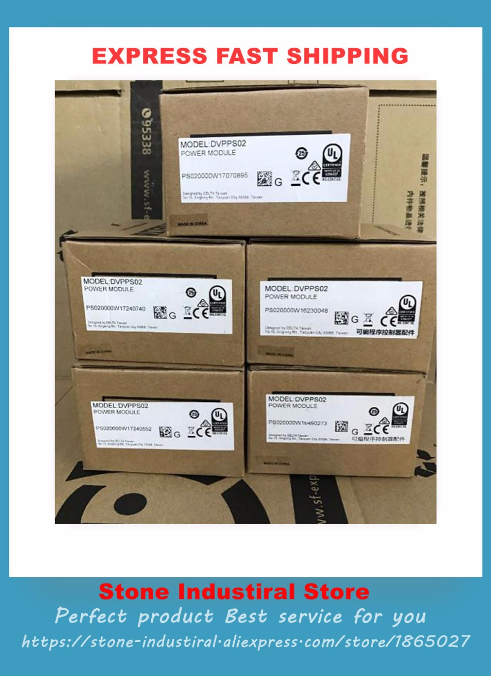 1pcs DVP-PS02 DVPPS02 New original PLC1pcs DVP-PS02 DVPPS02 New original PLC
