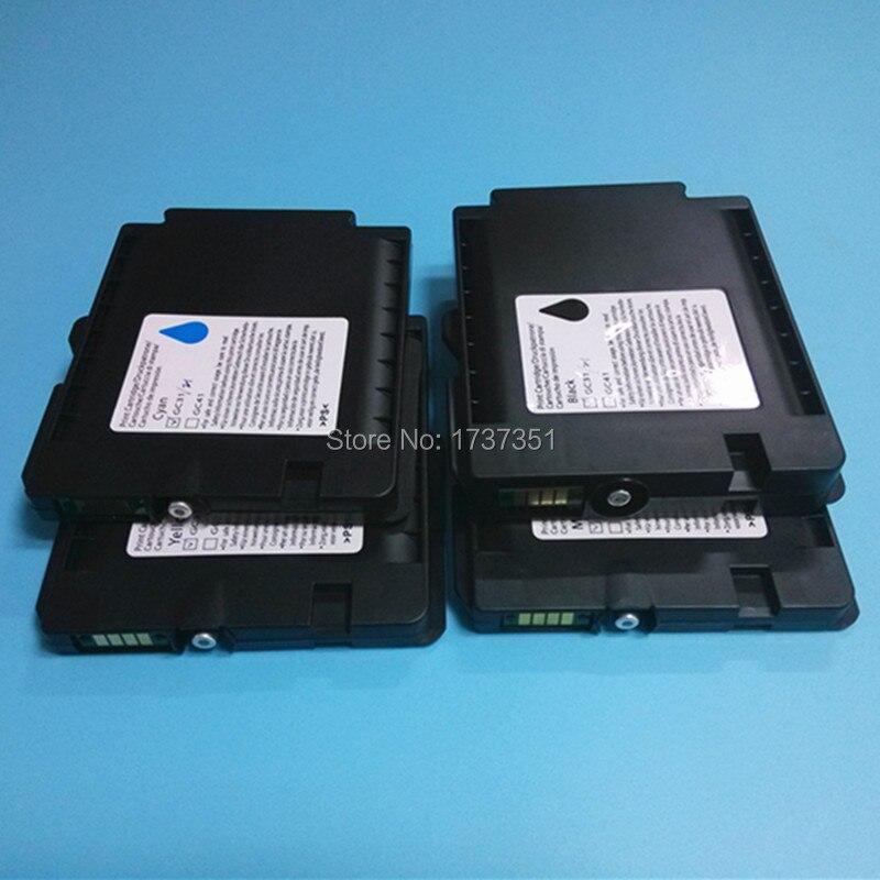 GC21 előretöltött tintapatron szublimációs tintával a Ricoh - Irodai elektronika