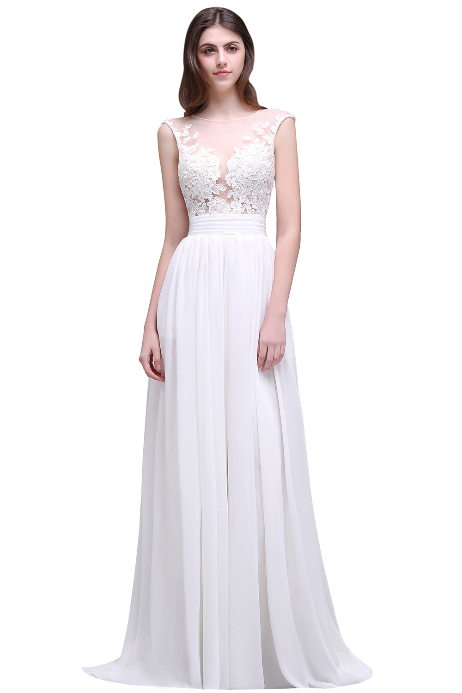 Aliexpress.com : Buy Romantic Summer Boho Lace Beach Wedding Dresses ...
