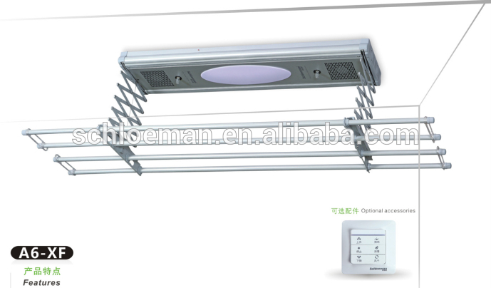 Ceiling Mounted Clothes Line Www Energywarden Net