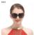 2017 Mujeres de La Manera gafas de Sol Polarizadas de Protección UV Reflectante Gafas de Conducción Gafas de Sol de Diseñador de la Marca Del Verano 3113
