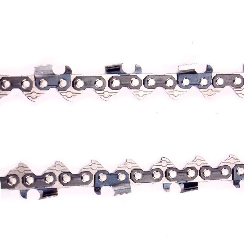 Ketten 058 60 Stick Link Volle Meißel Sah Ketten Passen Für Benzin Kettensäge Bescheiden 2 Stücke Schnur 16 größe Kettensäge Ketten 3/8