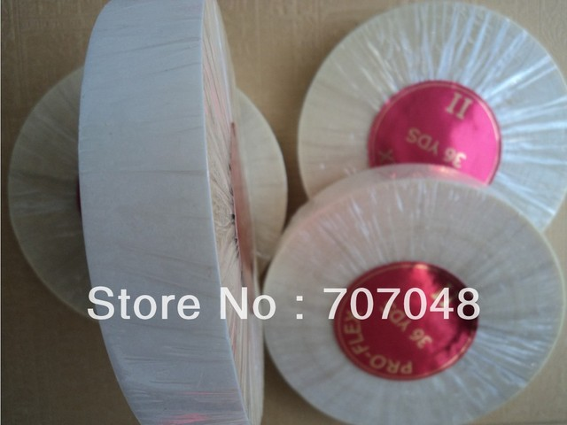 36 YARDS  Wholesale PRO-FLEX II tape 1.9cmx36yards  + free shipping via CPAM