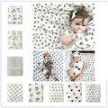 Малыш Младенческой Ребенка Пеленать Ребенка Хлопка Бамбука Одеяло Parisarc Обертывание Пеленание детское Полотенце