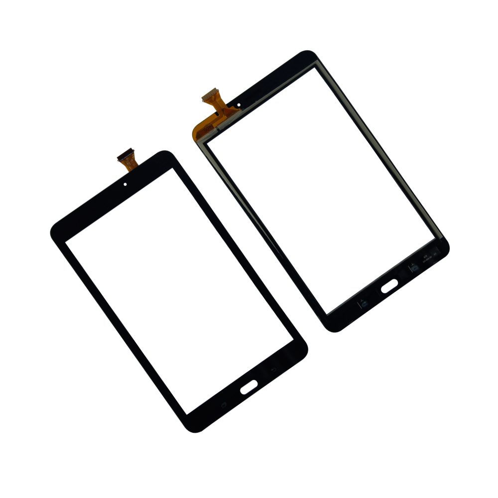 Tablet Touch Screen Digitizer Front Glass For Smasung Tab E 8.0 SM-T377R T377A T377V T37 ...