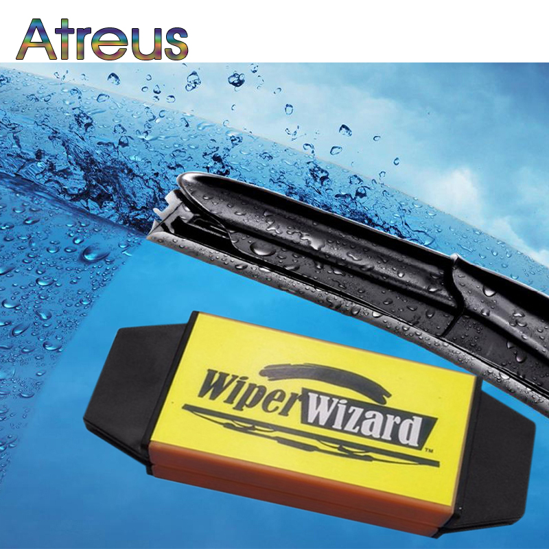 Atreus Car New Windshield Wiper Blade Repair Tool For Audi A4 B6 B8 VW Passat B5 B7 Skoda Octavia A7 A5 Renault Megane 2 3 Ford